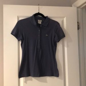 New Lacoste woman's polo